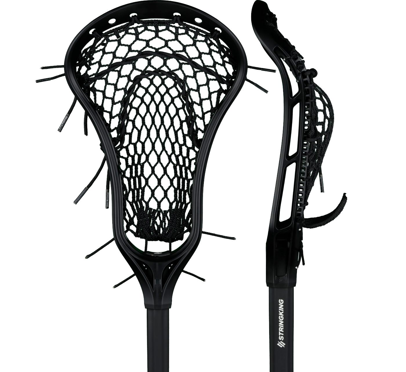 StringKing Women's Complete Junior Lacrosse Stick