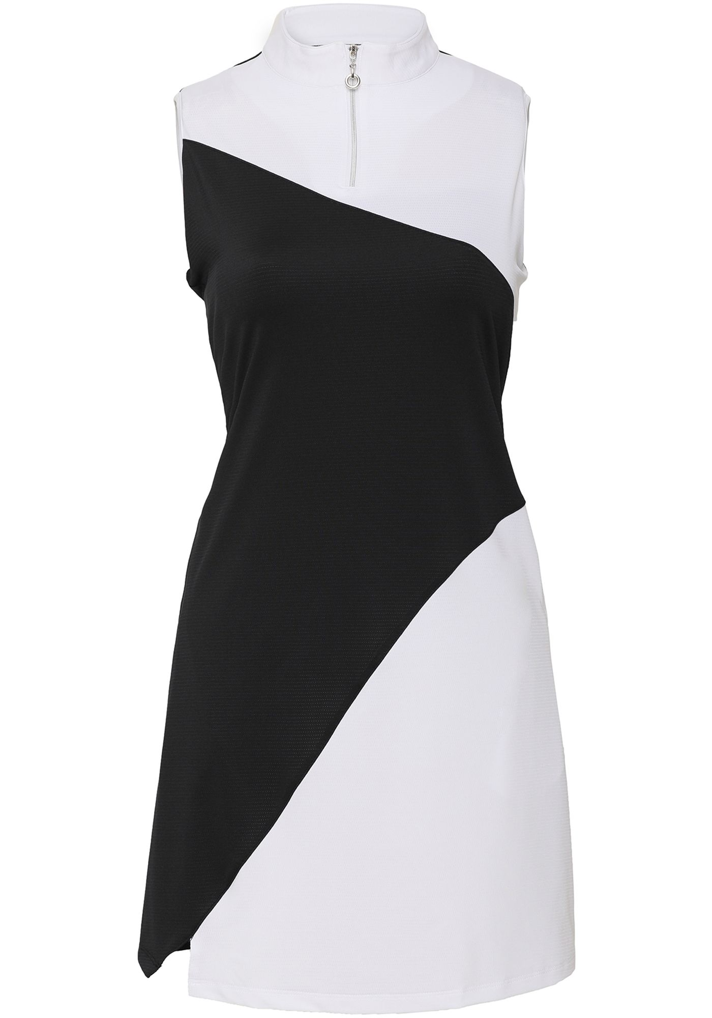Sport Haley Women's Domino Colorblock Sleeveless Golf Dress