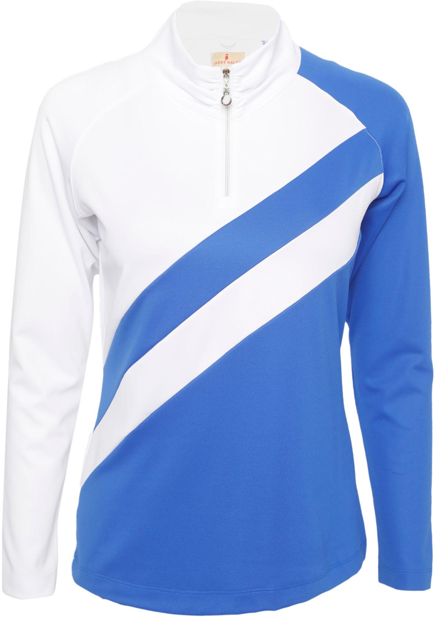 Sport Haley Women's Finnie Long Sleeve Golf Pullover