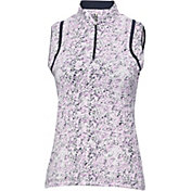 Sport Haley Women's Elsie Sleeveless Golf Polo