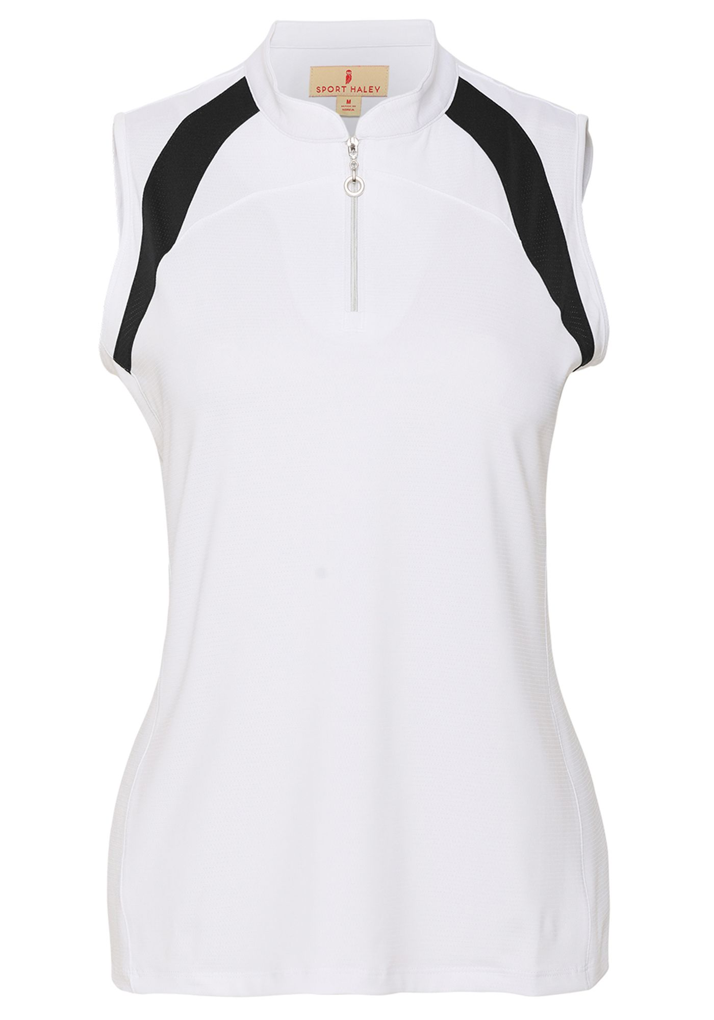 Sport Haley Women's Orca Sleeveless Golf Polo