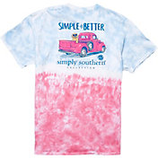 Simply Southern Girl's Short Sleeve Pick Up T-Shirt
