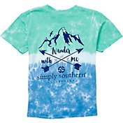 Simply Southern Girls' Wander Short Sleeve T-Shirt