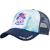 Simply Southern Women's Palm Trucker Hat