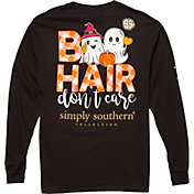 Simply Southern Women's Boo Long Sleeve T-Shirt