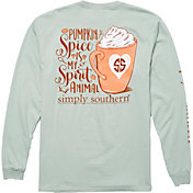Simply Southern Women's Spice Long Sleeve T-Shirt