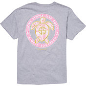 adb12d1a Product Image · Simply Southern Women's Save The Turtles Love T-Shirt
