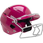Schutt Junior XR1 Fastpitch Batting Helmet w/ Mask