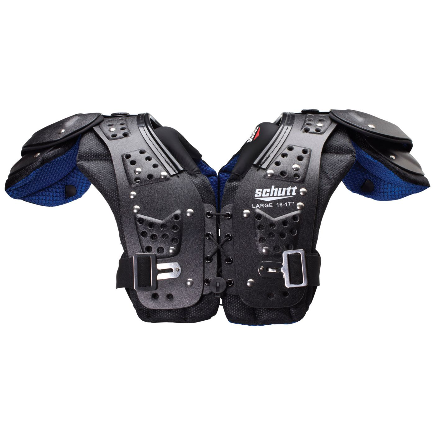 Schutt Varsity Mid Flex 4.0 All Purpose Shoulder Pads