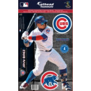 Fathead Chicago Cubs Javier Baez Teammate Wall Decal