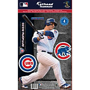 Fathead Chicago Cubs Anthony Rizzo Teammate Wall Decal