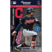 Fathead Cleveland Indians Francisco Lindor Teammate Wall Decal