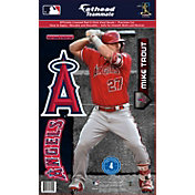 Fathead Los Angeles Angels Mike Trout Teammate Wall Decal