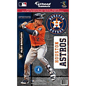 Fathead Houston Astros Alex Bregman Teammate Wall Decal