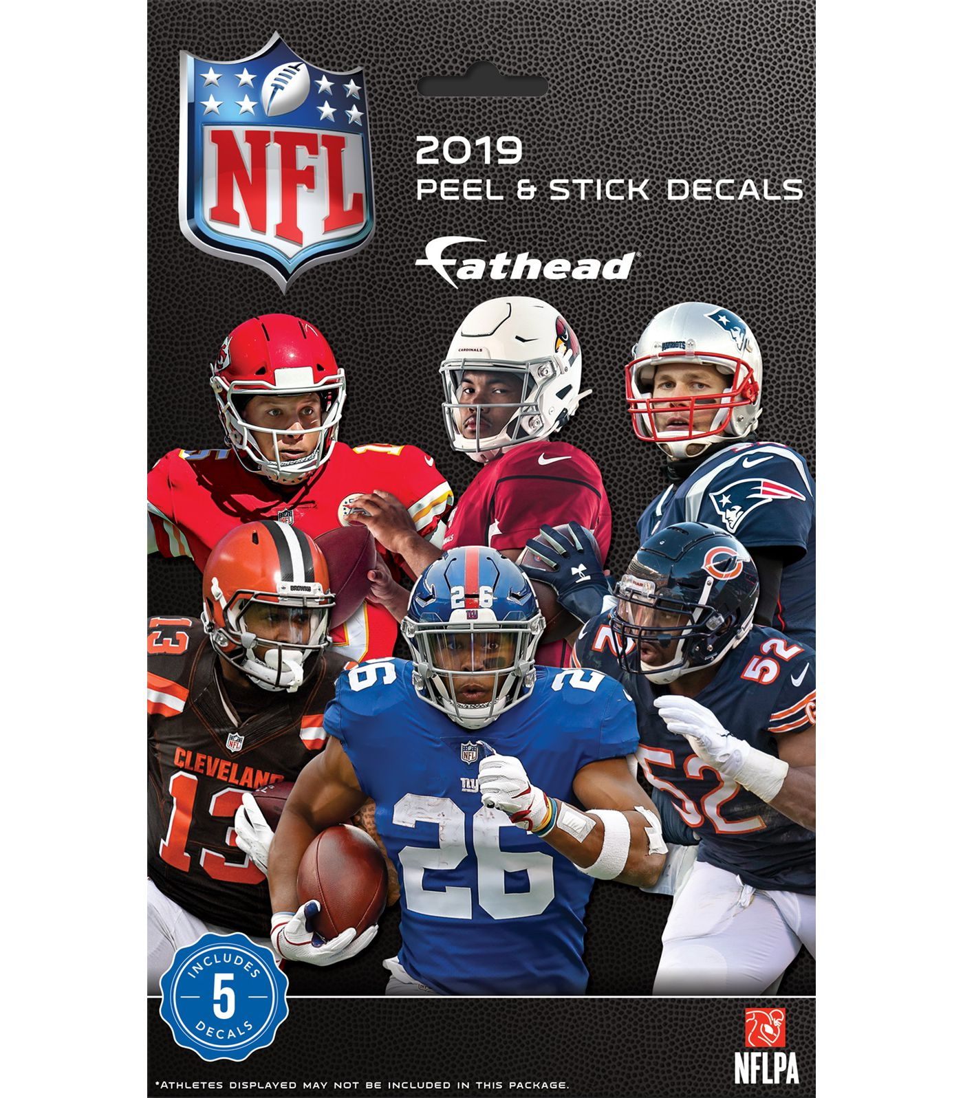 Fathead NFL League Wall Decal Pack