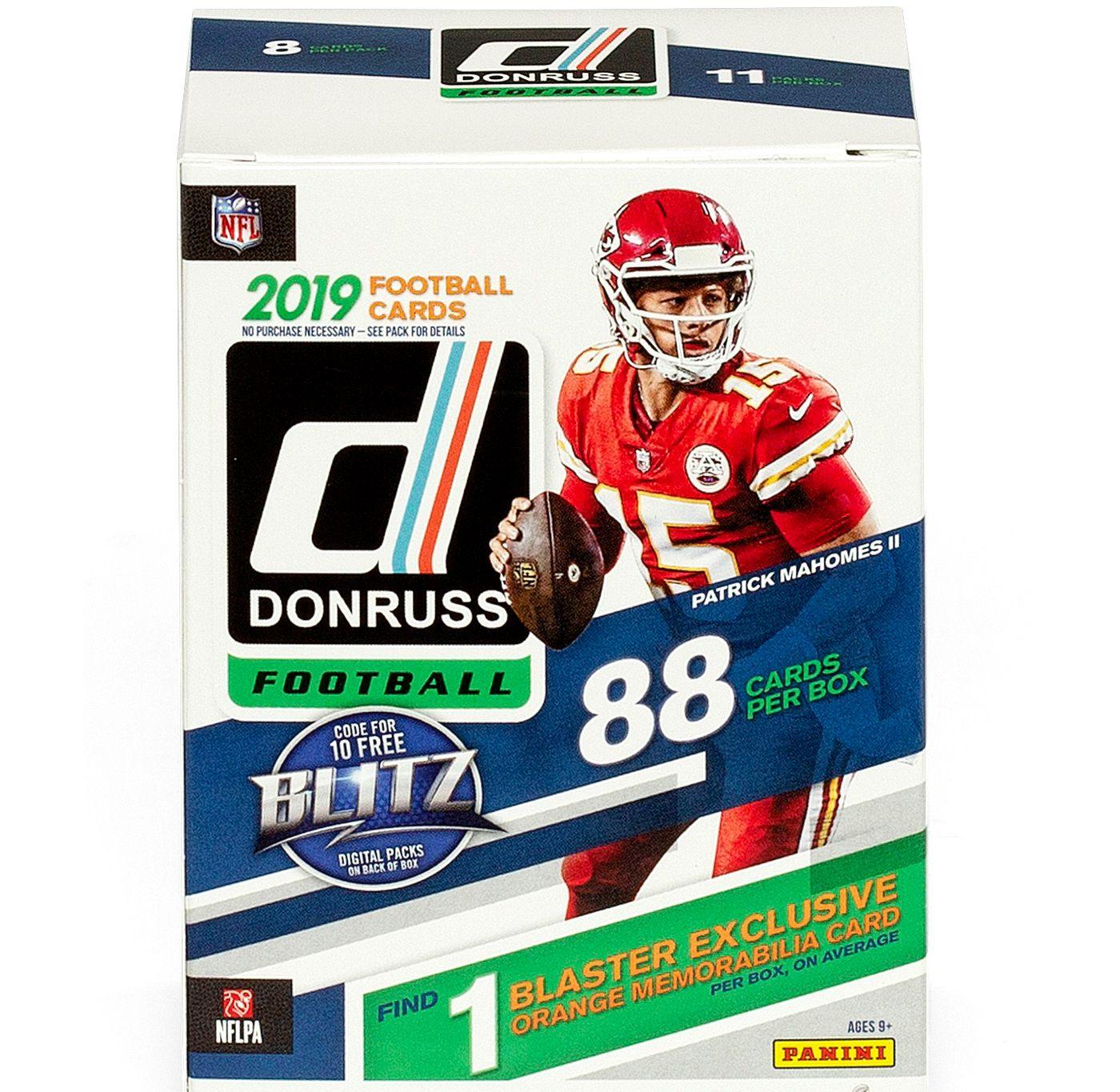 Topps NFL 2019 Series Blaster Box