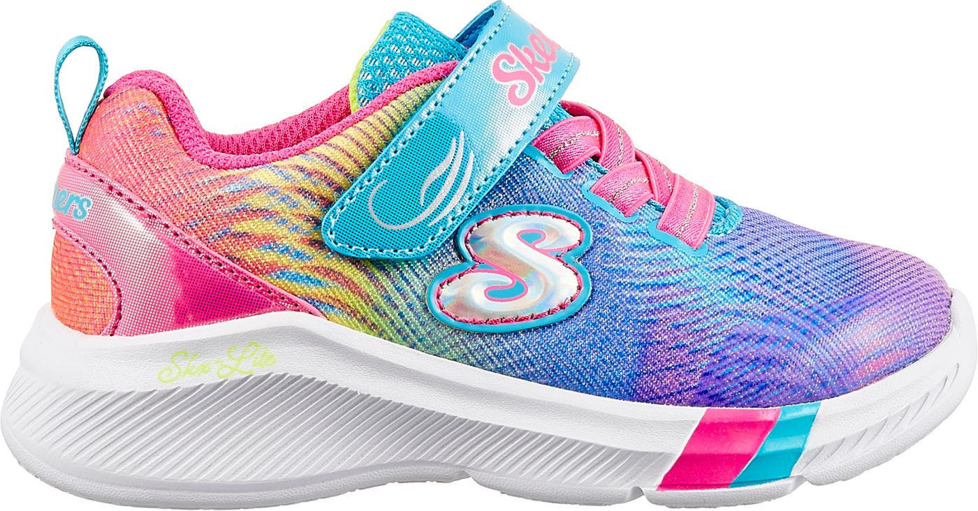 Skechers Toddler Dreamy Lites Rainbow Shoes