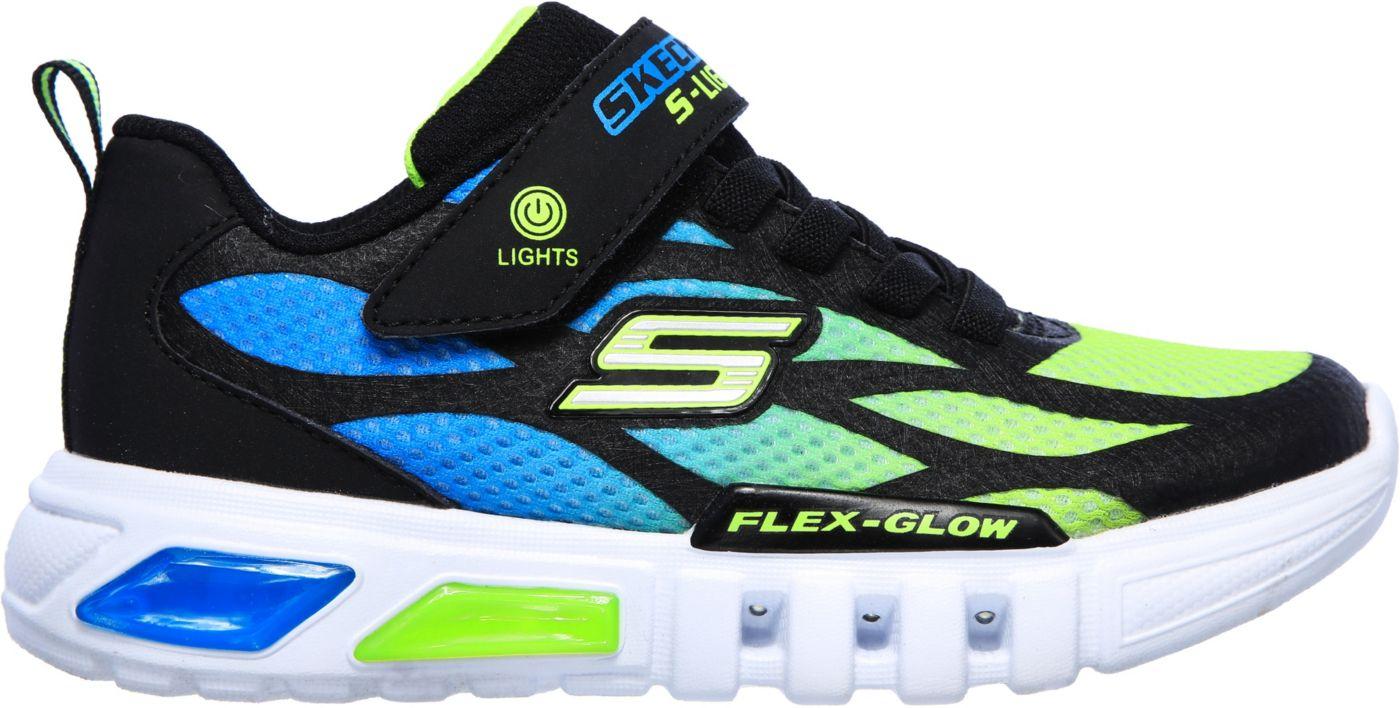 Skechers Kids' Preschool Flex Glow Shoes