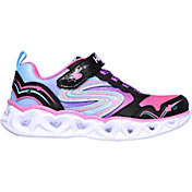 Skechers Kids' Preschool Heart Lights Love Spark Shoes