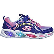 Skechers Kids' Preschool S Lights Shimmer Beams Shoes