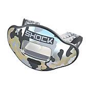 Shock Doctor Camo Max AirFlow 2.0 Chrome Convertible Lip Guard