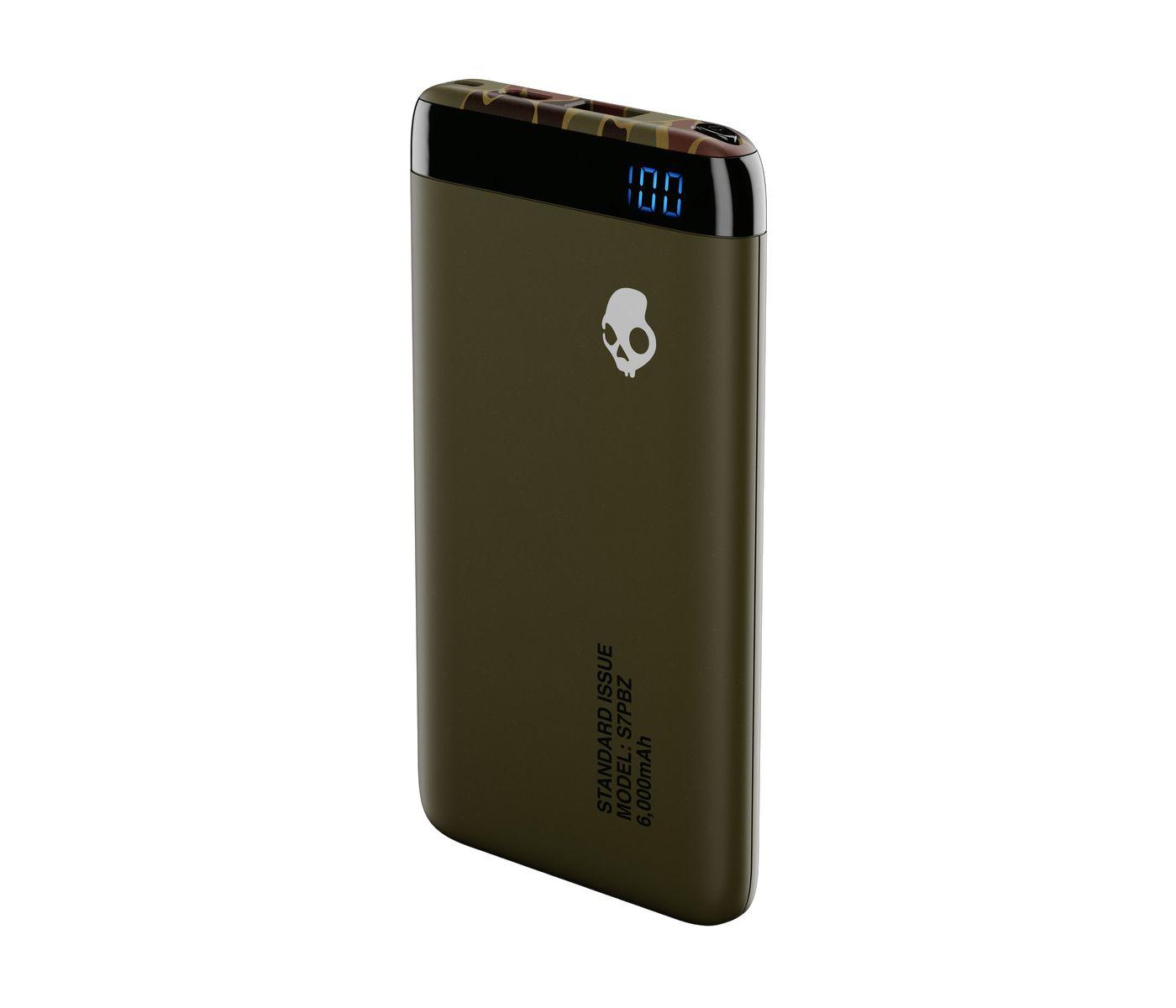 Skullcandy Stash Portable Battery Pack