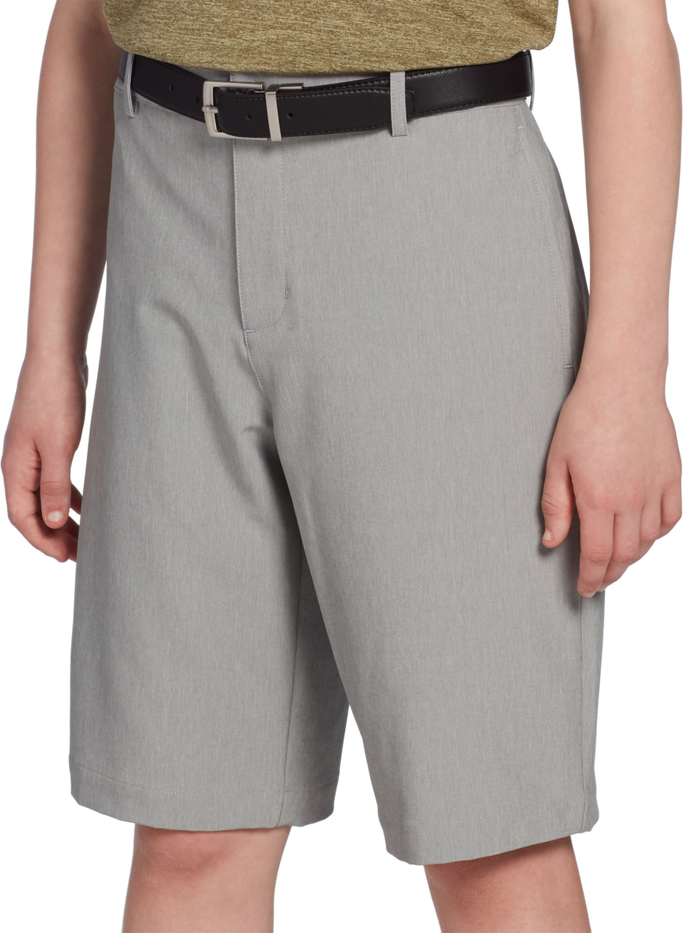 Slazenger Boys' Heather Golf Shorts