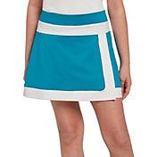 Slazenger Girls' Colorblock Envelope Golf Skort