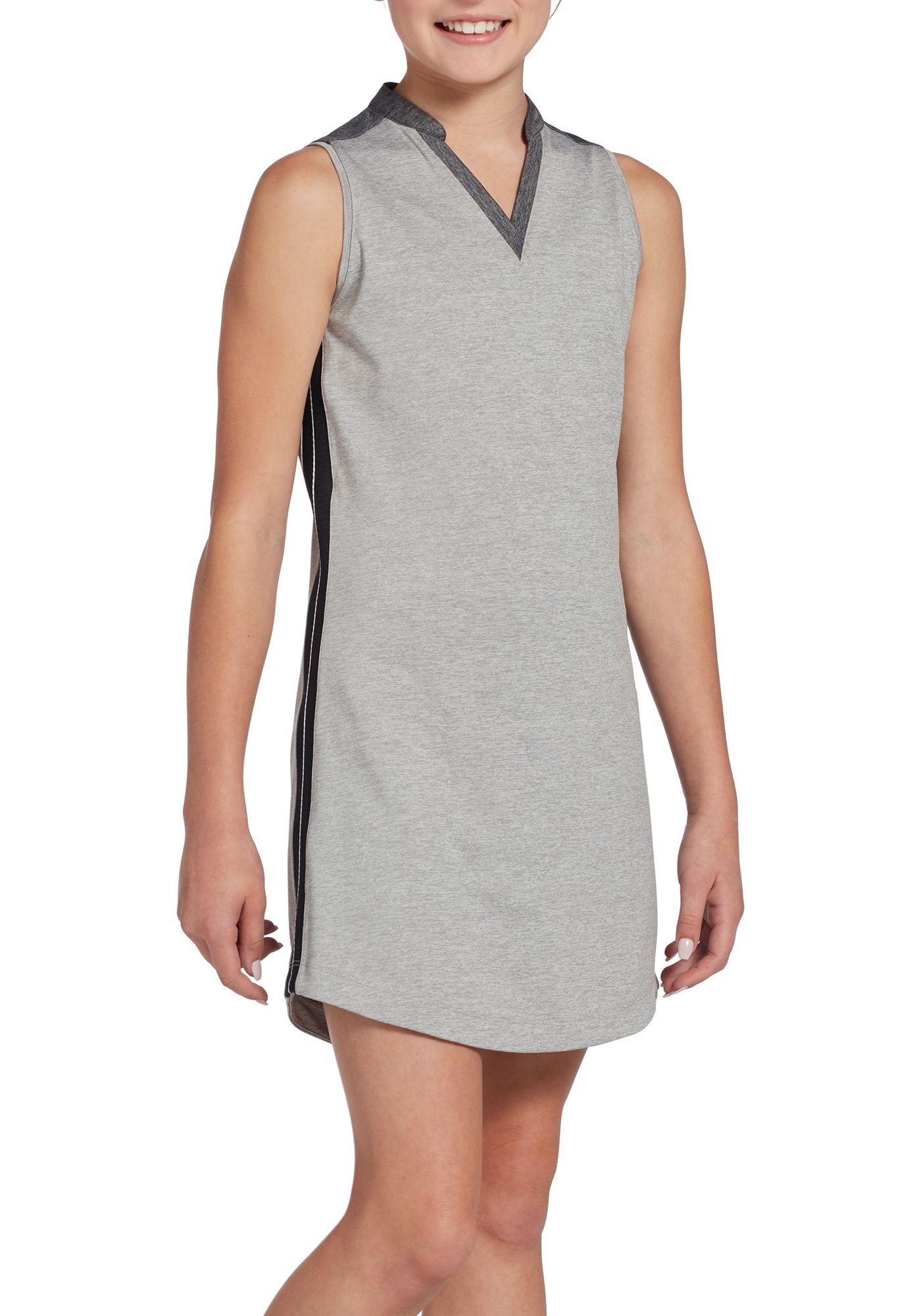 Slazenger Girls' Rib Trim Golf Dress