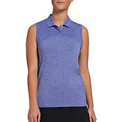 Slazenger Women's Body Mapped Sleeveless Golf Polo