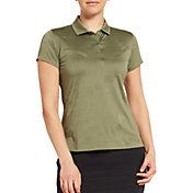 Slazenger Women's Jacquard Short Sleeve Golf Polo