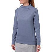 Slazenger Women's Lifestyle Funnel Neck Golf Pullover