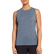 Slazenger Women's Lifestyle High Neck Sleeveless Golf Top
