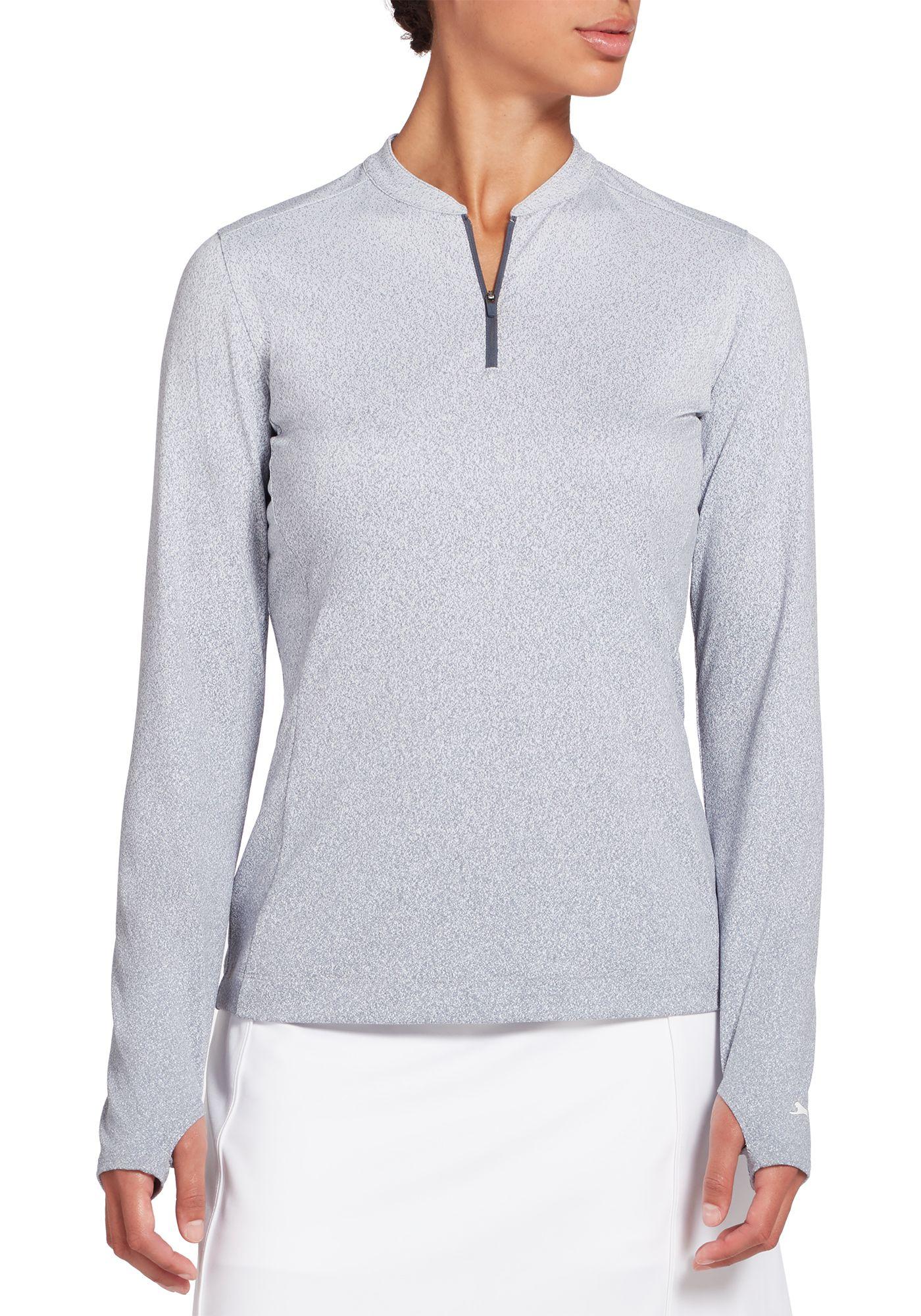 Slazenger Women's Ombre ¼-Zip Golf Pullover