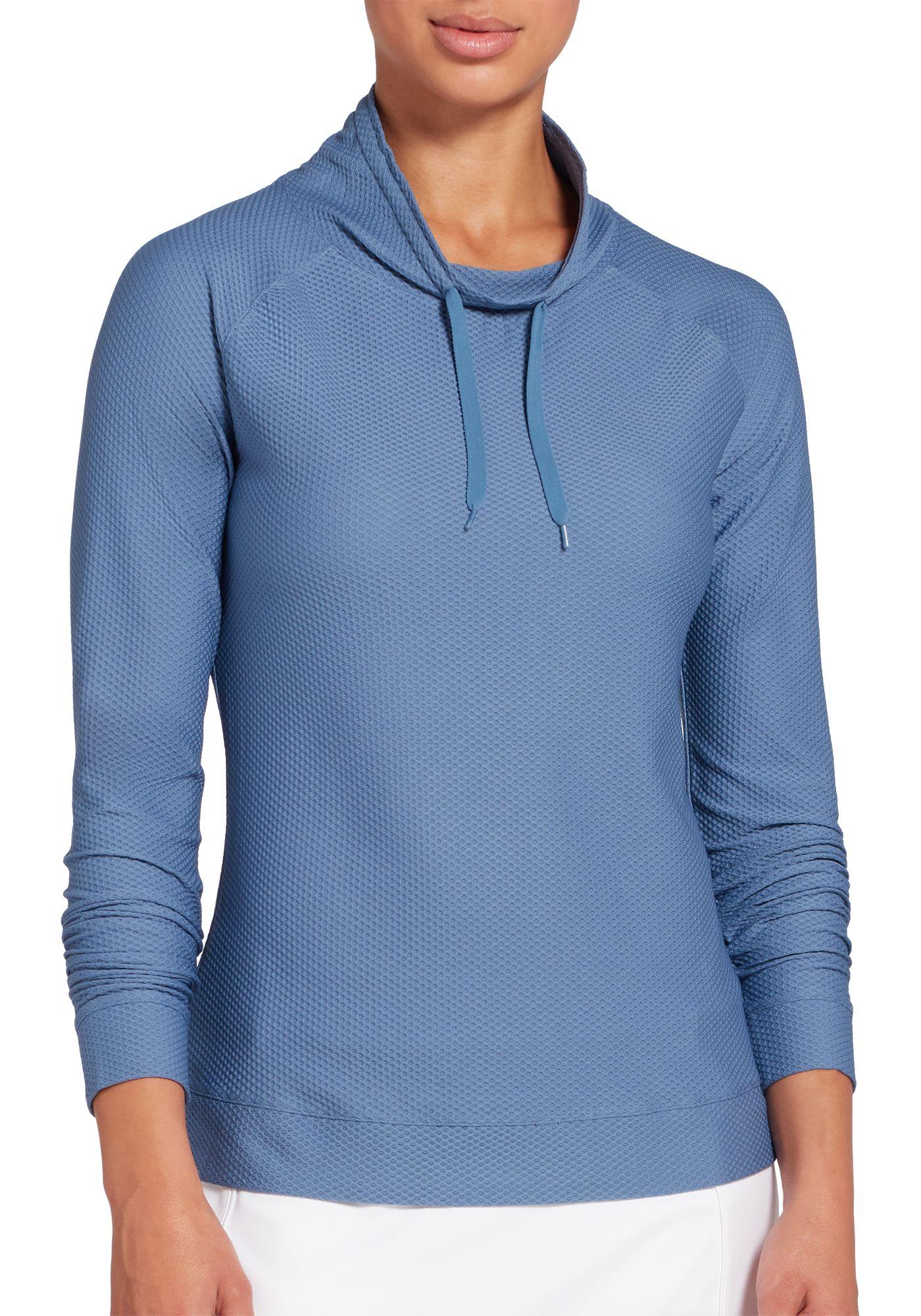 Slazenger Women's Mesh Lightweight Golf Pullover