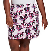 Slazenger Women's Night Print Golf Skort - Extended Sizes