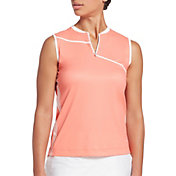 Slazenger Women's Bonded Sleeveless Golf Polo