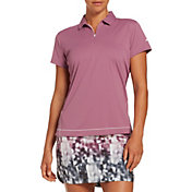 Slazenger Women's Tech Short Sleeve Golf Polo