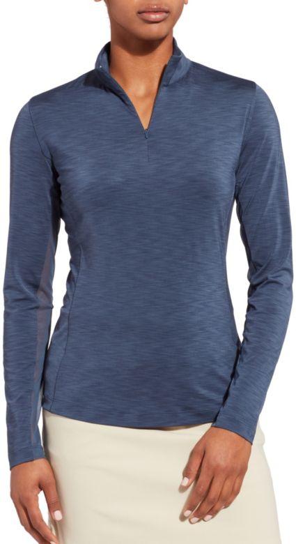 Slazenger Women's UV ¼-Zip Golf Pullover