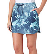 Slazenger Women's Vapor Smoke Printed Golf Skort