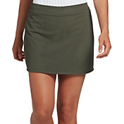 Slazenger Women's Knit Perforated Golf Skort