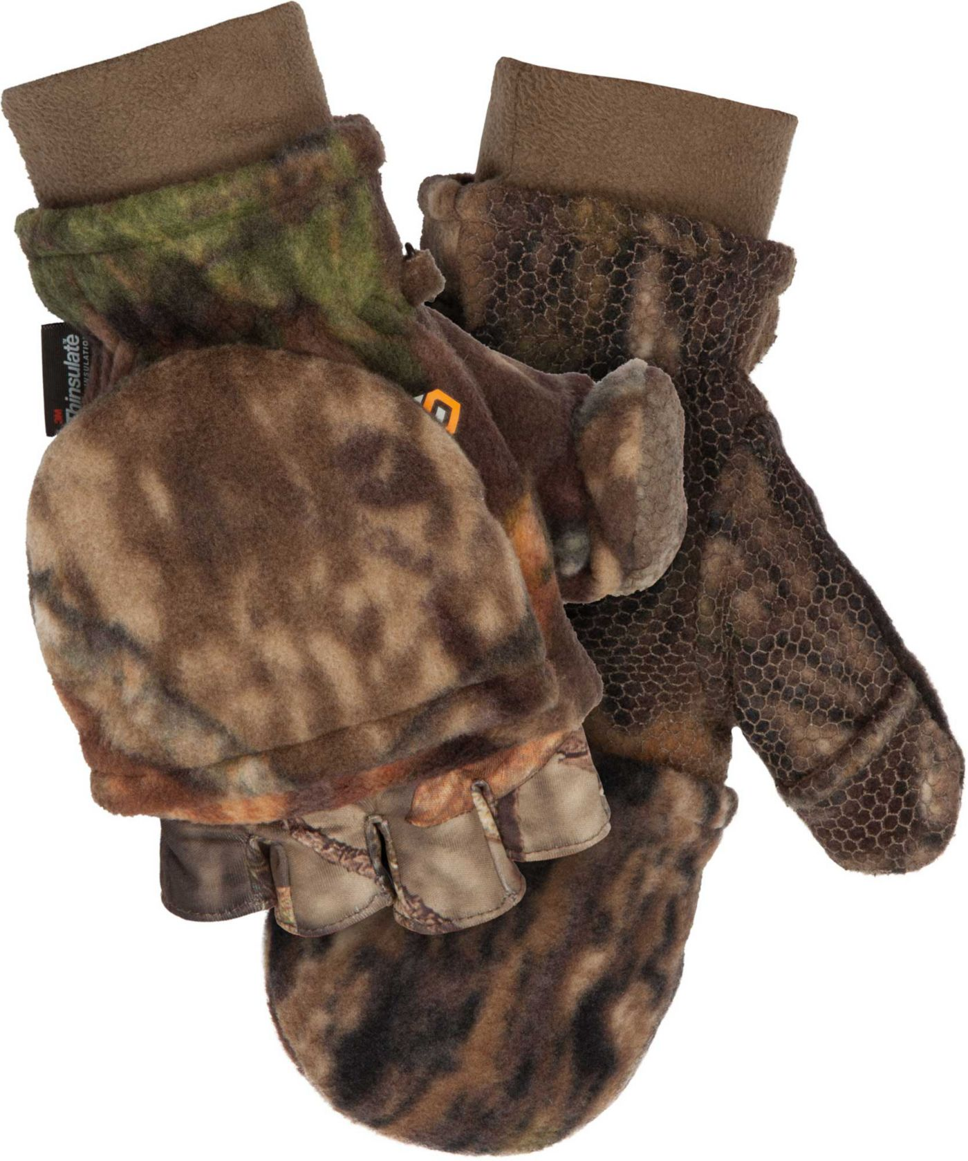 ScentLok Fleece Pop Top Glove