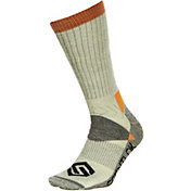 ScentLok Men's Hiker Crew Outdoor Sock