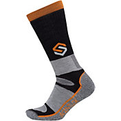 ScentLok Men's Merino Thermal Crewmax Outdoor Socks