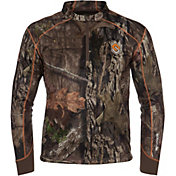 ScentLok Men's Savanna Aero Attack 1/4 Zip Shirt