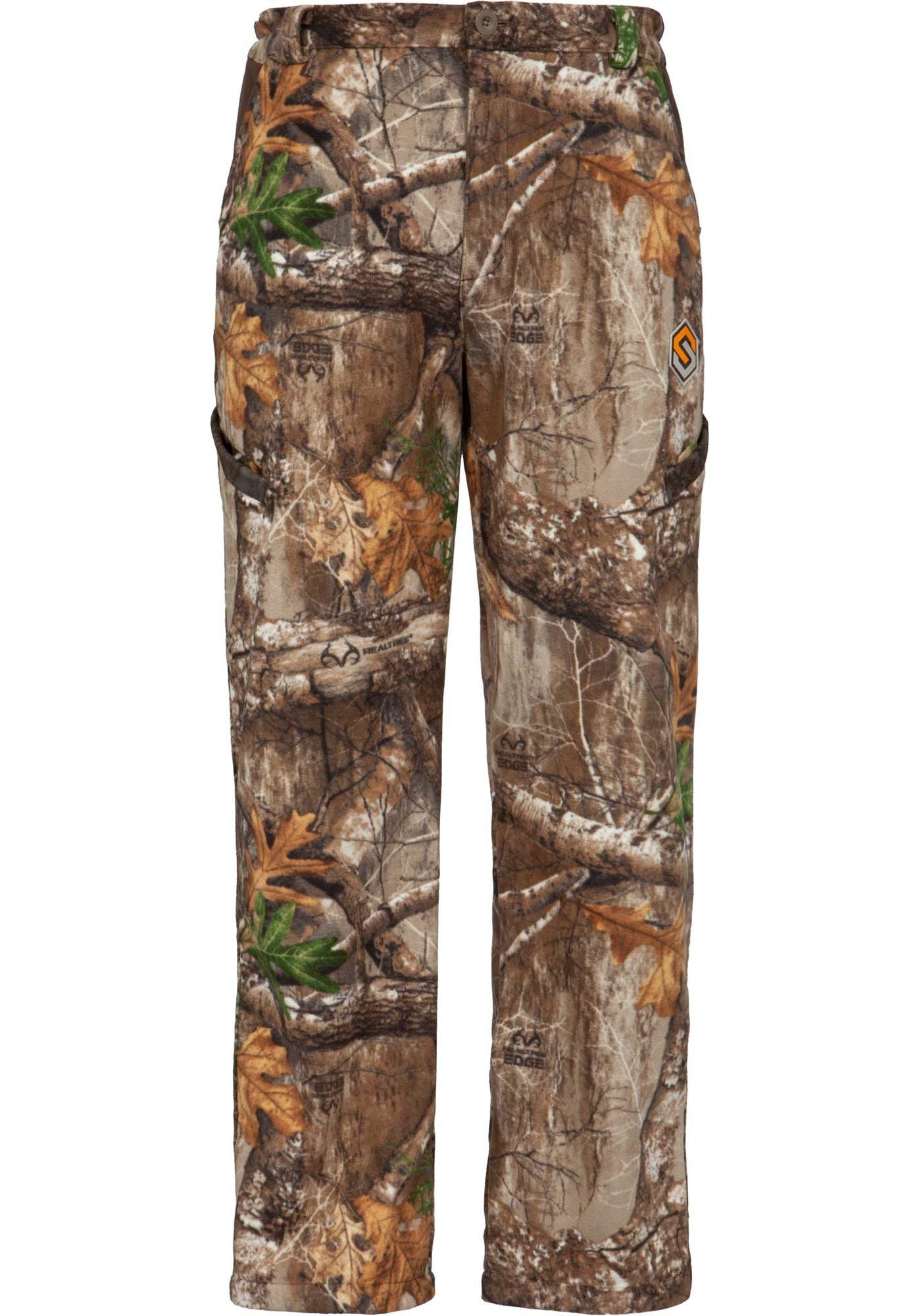 ScentLok Men's Wind Brace Fleece Pant