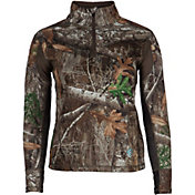 ScentLok Women's BaseSlayers AMP 1/4 Zip Top