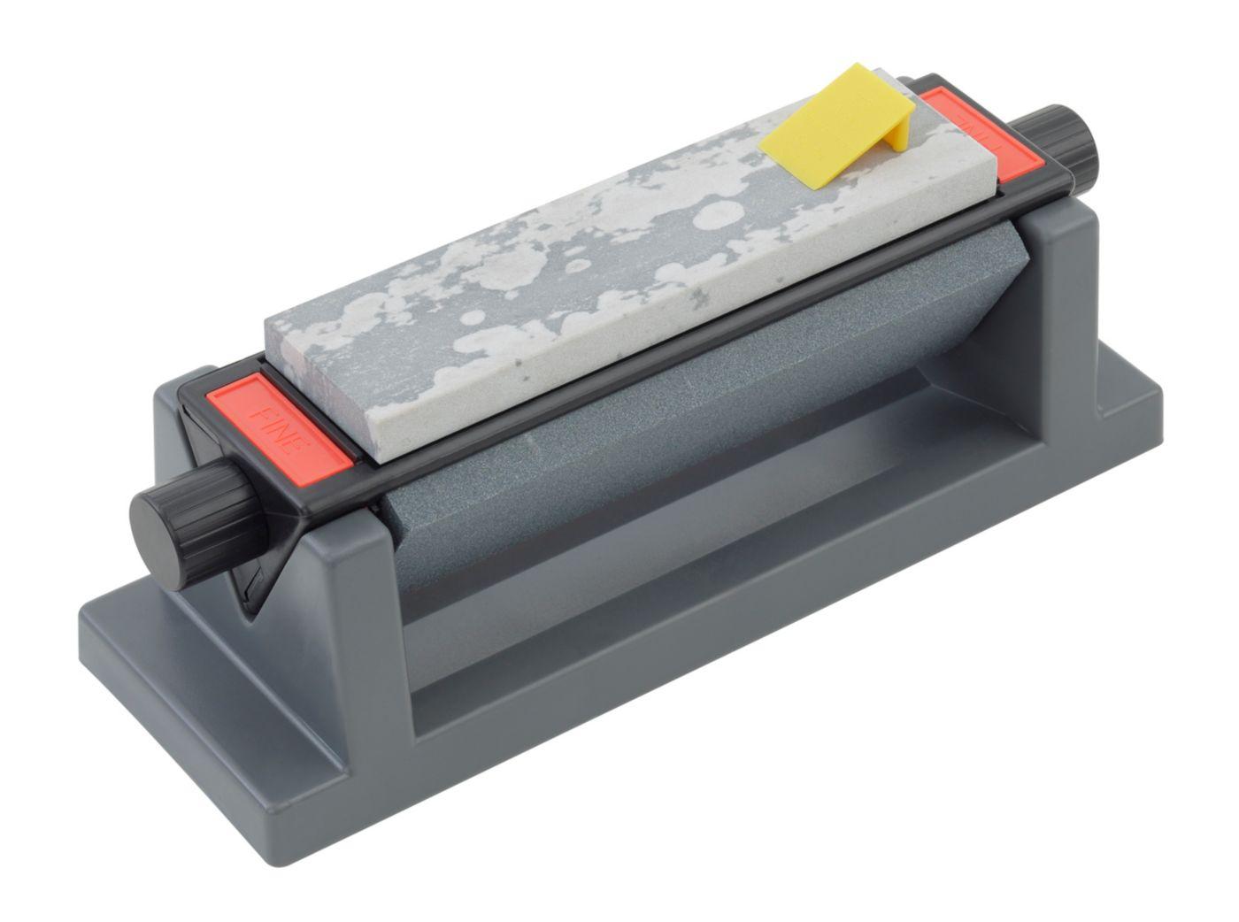 "Smith's 6"" Tri-Hone Sharpening System"