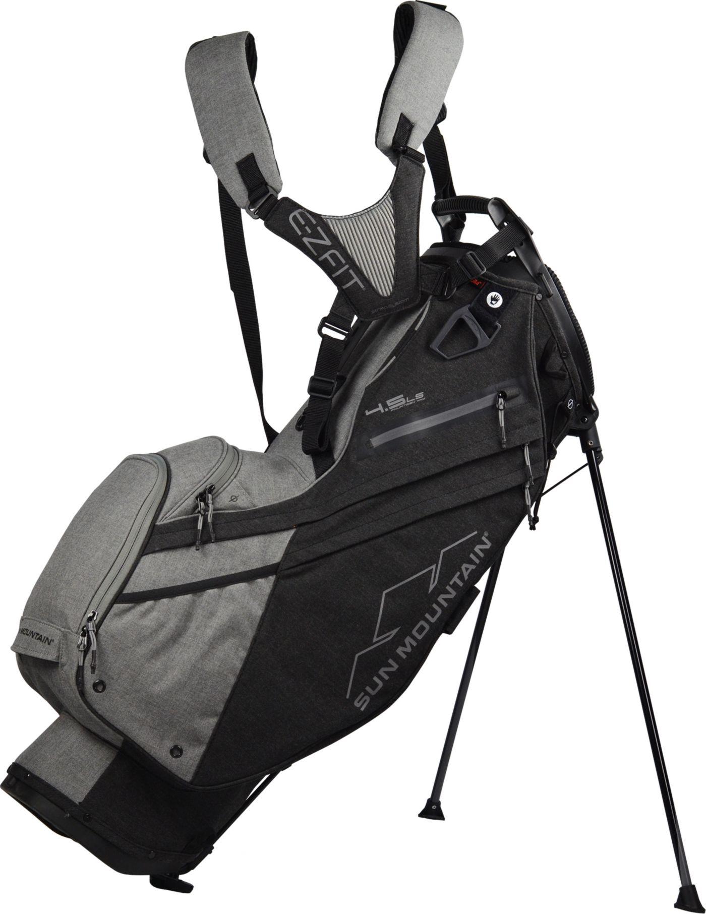 Sun Mountain 2020 4.5 LS 14-Way Sunbrella Stand Golf Bag