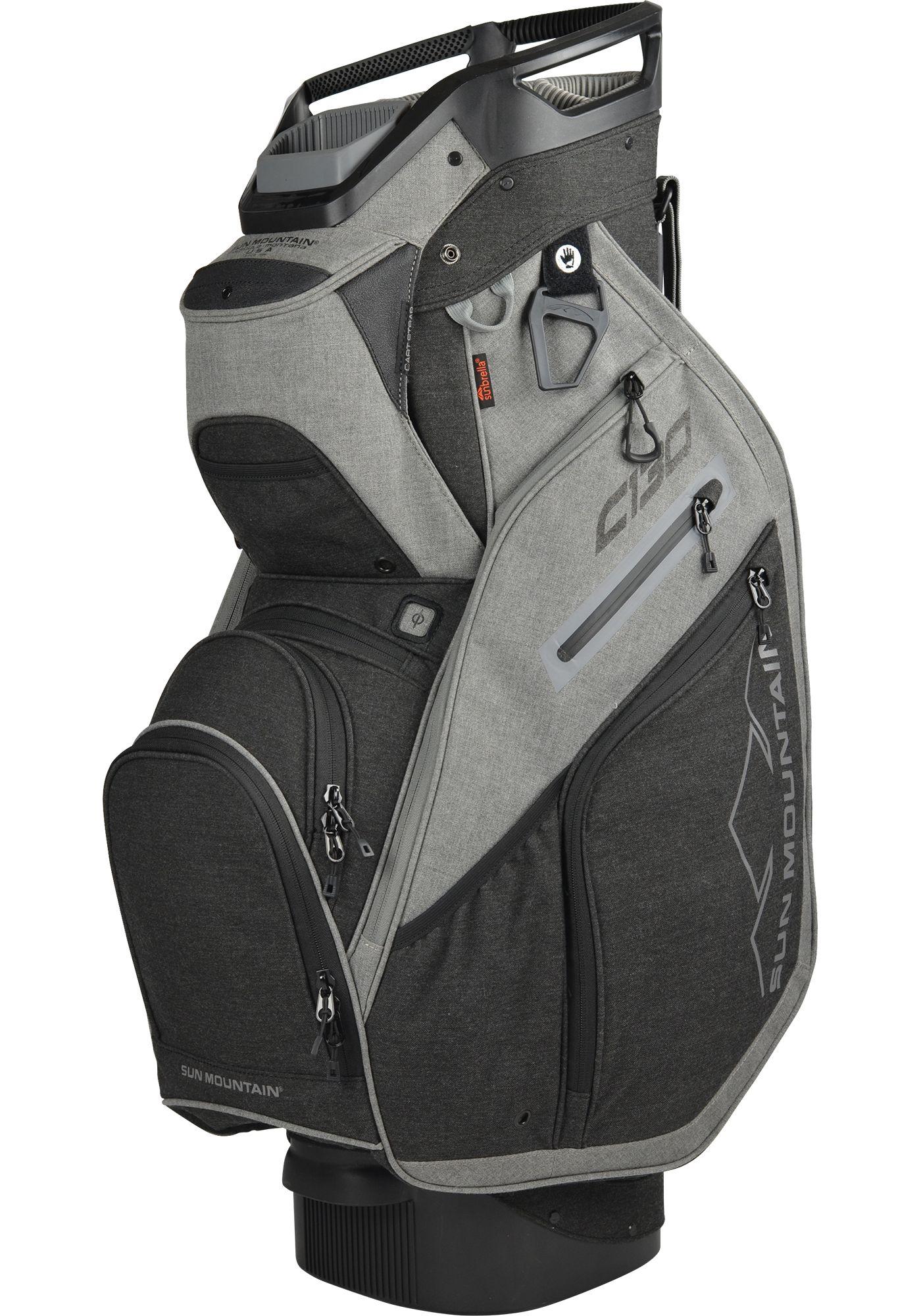 Sun Mountain 2020 C-130 Sunbrella Cart Golf Bag